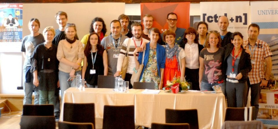 Participanti Transilvania Talent Lab 2012