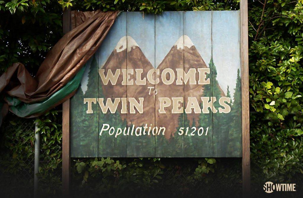 noua serie Twin Peaks