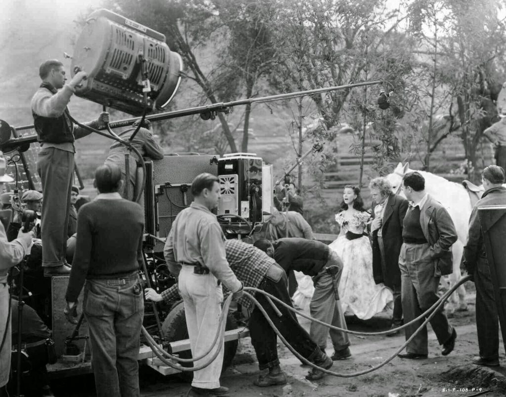 Behind the Scenes of Gone With the Wind (2)