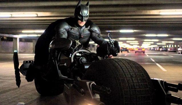 motocicleta lui Batman