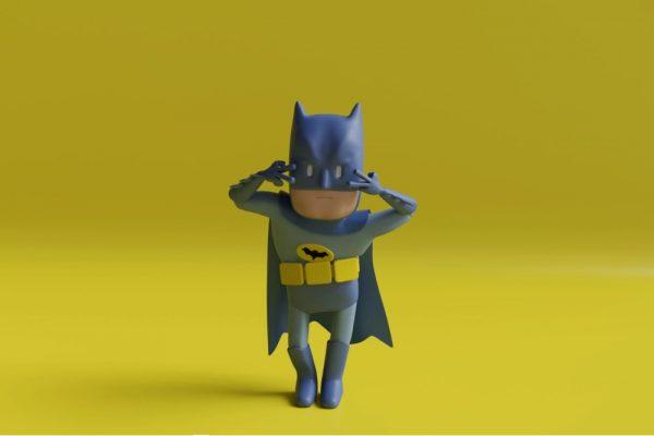 Batman Dance Party