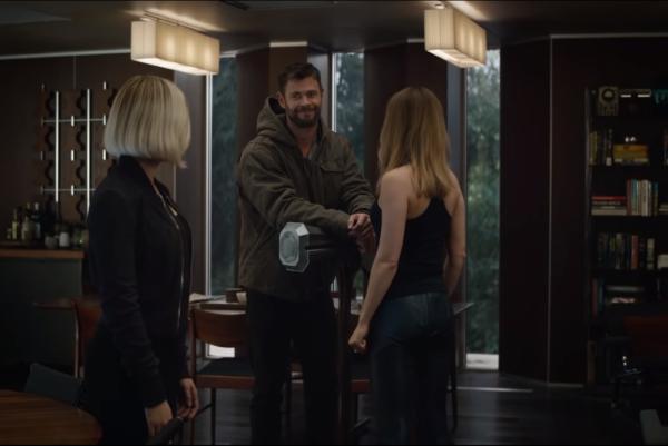 noul trailer Avengers Endgame