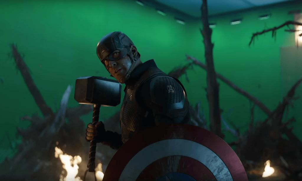 bătălia finală din Avengers Endgame