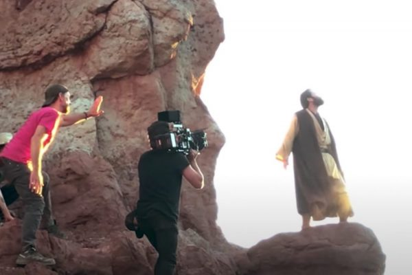 Making-of Kenobi
